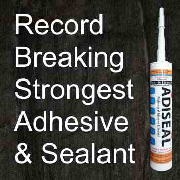 best strongest adhesive sealant for metal