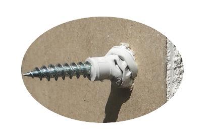 plasterboard fixing wall plug