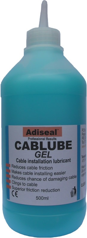 cable pulling lubricant gel